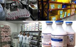 Doanh nghiệp nội sản xuất thành công vắc xin lở mồm long móng