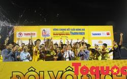 Thắng sát nút Bình Dương, Hà Nội đăng quang tại VCK U21 Báo Thanh Niên 2018