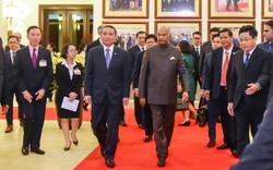 Tổng thống Ấn Độ và Phu nhân tới Đà Nẵng