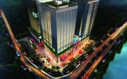 Khách sạn 5 sao Wyndham Grand, nơi ở của tuyển Việt Nam ở Myanmar