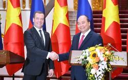 Việt - Nga phấn đấu đạt mục tiêu nâng kim ngạch thương mại hai chiều lên 10 tỷ USD vào năm 2020