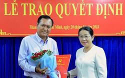 Hội Chữ thập đỏ TP HCM có Chủ tịch mới