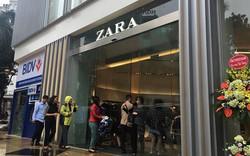 Mỗi ngày hãng thời trang  Zara