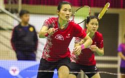 Chung kết nội dung đồng đội môn Cầu lông: Nam Tp Hồ Chí Minh và nữ Bắc Giang xuất sắc giành Huy chương Vàng