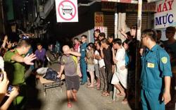 Sập mái nhà đang thi công ở Sài Gòn, một công nhân bị đè tử vong