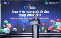 Phó Thủ tướng Vương Đình Huệ: Chính phủ cam kết luôn luôn đồng hành và phục vụ cộng đồng doanh nghiệp