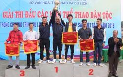 6 tỉnh Việt Bắc tham dự giải thi đấu các môn thể thao dân tộc