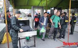 Thắt chặt an ninh trước giờ trận đấu Việt Nam vs Campuchia