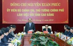 Thủ tướng nhất trí về mặt chủ trương triển khai dự án đường bộ cao tốc Trà Lĩnh (Cao Bằng) - Đồng Đăng (Lạng Sơn).