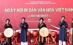 Ngày hội di sản văn hoá Việt Nam 2018 khép lại với những trải nghiệm khó quên
