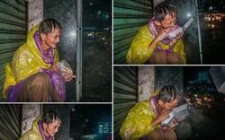 Người đàn ông vô gia cư lạc lõng giữa tâm bão của Sài Gòn