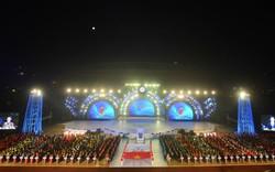 Ấn tượng, trang trọng lễ khai mạc Đại hội thể thao toàn quốc lần thứ VIII năm 2018