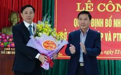 Nhân sự mới tại Hà Nội, Thái Nguyên, Nghệ An, Cần Thơ