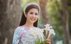 Hoa hậu Ngọc Hân làm Đại sứ Lễ hội Văn hóa Thổ cẩm Việt Nam lần thứ I