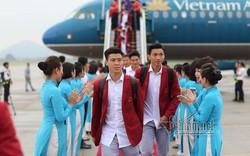 Vietnam Airlines mở chuyến bay thẳng phục vụ thầy trò HLV Park Hang Seo cùng người hâm mộ