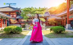 Chuẩn bị sức khỏe và hầu bao để sẽ thỏa sức đi du lịch Hàn Quốc