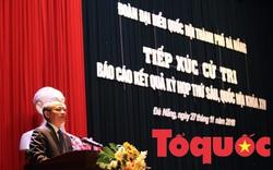 """Bí thư Đà Nẵng nói về vụ án Vũ """"nhôm"""" và ông Tất Thành Cang"""