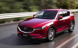 Sốc: Mazda CX-5 giảm giá mạnh