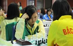 Môn Cờ vua tại Đại hội Thể thao toàn quốc lần thứ VIII bước vào ngày thi đấu đầu tiên