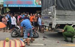 Tông vào đuôi xe tải, nam thanh niên tử vong thương tâm ở Sài Gòn