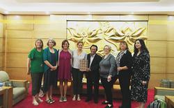 Chiếu phim tài liệu kết nối quan hệ Việt – Mỹ