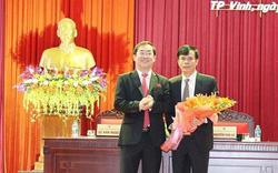 Nghệ An: TP. Vinh có tân Chủ tịch UBND