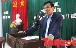 Bộ trưởng Nguyễn Ngọc Thiện: Không có vùng cấm trong chống tham nhũng