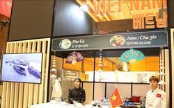 Việt Nam mang phở và nem rán giới thiệu đến Hàn Quốc