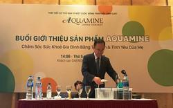 Aquamine Hàn Quốc ra mắt Bộ sản phẩm sức khỏe mới tại Việt Nam