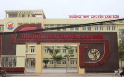 Trường THPT chuyên Lam Sơn tiếp tục bị
