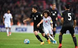 Đội tuyển Thái Lan có nguy cơ mất nhân sự trụ cột trước trận gặp Malaysia