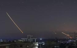 Tên lửa dồn dập tại Syria: Nga - Israel