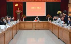 Thứ trưởng Trịnh Thị Thủy làm việc với lãnh đạo Sở Văn hóa Thể thao và Du lịch Lạng Sơn về công tác cải cách hành chính