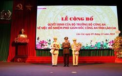 Bộ trưởng Công an bổ nhiệm cùng lúc 2 Phó Giám đốc Công an tỉnh Lào Cai