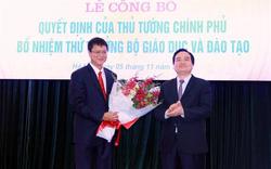 Công bố quyết định bổ nhiệm PGS.TS Lê Hải An giữ chức Thứ trưởng Bộ Giáo dục và Đào tạo