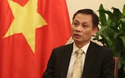 Thứ trưởng Ngoại giao trả lời phỏng vấn về kết quả chuyến tham dự Hội chợ CIIE 2018 của Thủ tướng