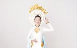 Hé lộ trang phục truyền thống của Thuỳ Tiên tại Miss International 2018
