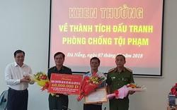 Chủ tịch Đà Nẵng khen thưởng Ban chuyên án vụ bắt 10 tấn ngà voi nhập lậu