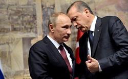 """Nga - Thổ hợp lực """"đánh bật"""" vòng vây trừng phạt của Mỹ vào Iran"""