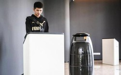 Khách sạn được vận hành hoàn toàn bằng robot đã chính thức khai trương