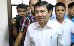 Chủ tịch UBND TP HCM: Xử nghiêm sai phạm ở Thủ Thiêm