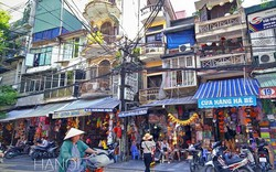 Đường phố Hà Nội lên sóng truyền hình CNN vào lúc 22h40' ngày 10-11