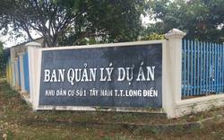 """Bà Rịa – Vũng Tàu: Dự án khu dân cư  số 1 Tây Nam được tái sinh sau 14 năm """"trì trệ"""""""