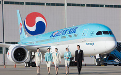 Miễn thuế hàng hóa nhập khẩu của Hãng hàng không Korean Airlines