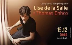 Nghệ sĩ piano nổi tiếng của Pháp từng đạt đến cảnh giới