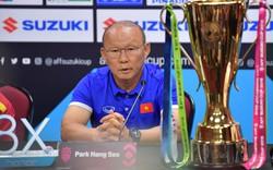 HLV Park Hang- seo nói gì trước trận chung kết lượt đi AFF Suzuki Cup 2018?