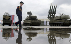 Iran để Nga nhảy vào Vịnh Ba Tư: