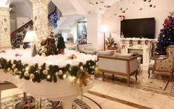 Cùng 'nghía' qua những căn hộ tiền tỷ của sao Việt được trang hoàng lộng lẫy đón Giáng sinh