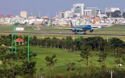 Sân golf Tân Sơn Nhất bị xóa bỏ khỏi quy hoạch sân golf ở TP HCM