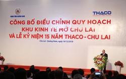 Công bố Quyết định điều chỉnh qui hoạch chung Khu kinh tế mở Chu Lai
